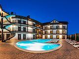 Отель Вилла Лагуна